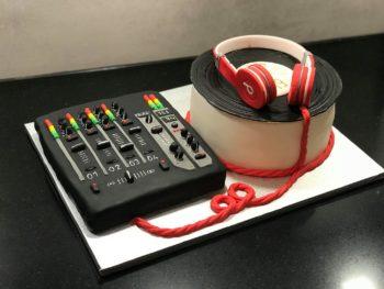 Musik-Torte