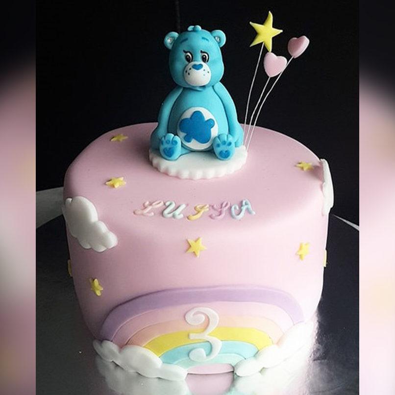 Glücksbärchis-Torte
