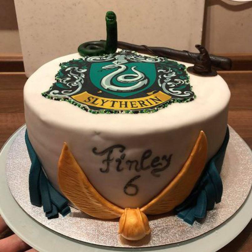 Harry Potter – Eine Torte mit Zauberei