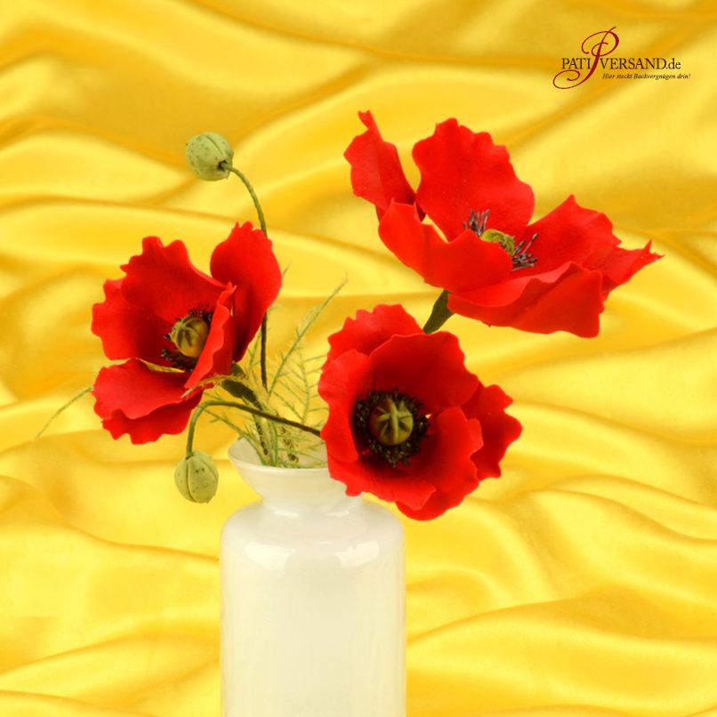 Zuckersüße Mohnblumen