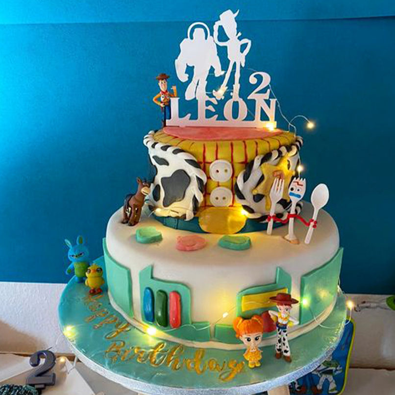Toy Story Torte