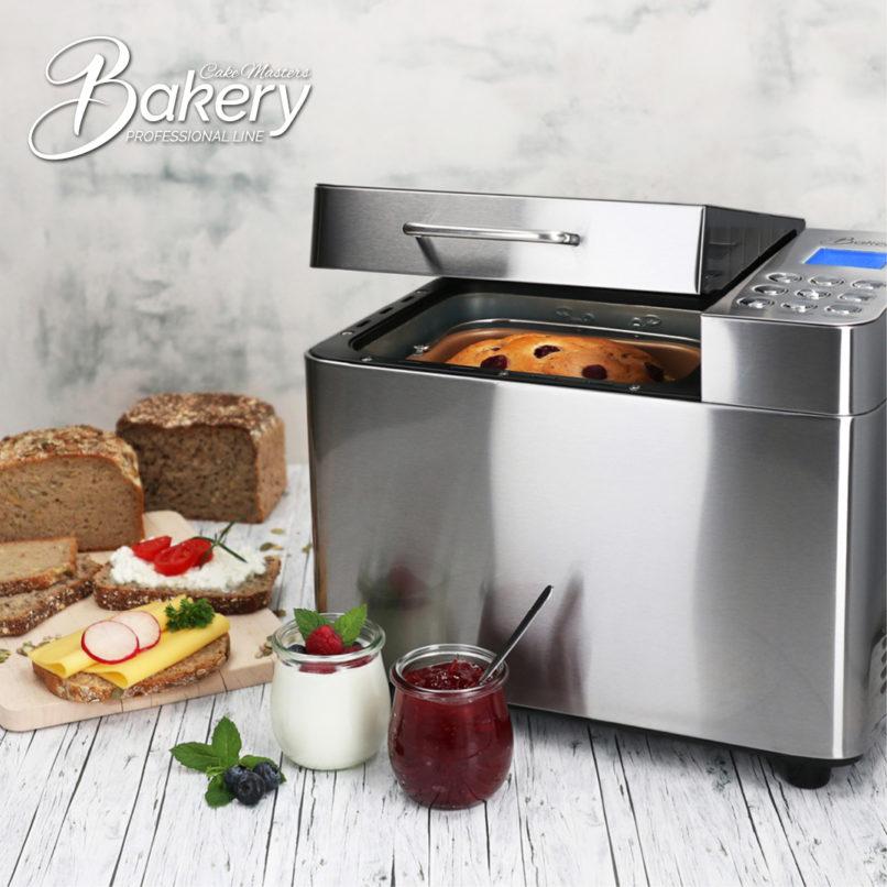 Neu im Sortiment: Brot- und Kuchenbackautomat Bakery Professional Line